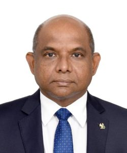 His Excellency Abdulla Shahid